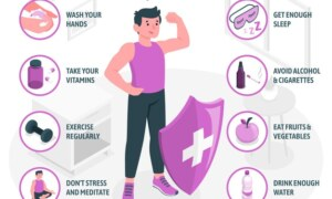 How to boost your immune system against Coronavirus