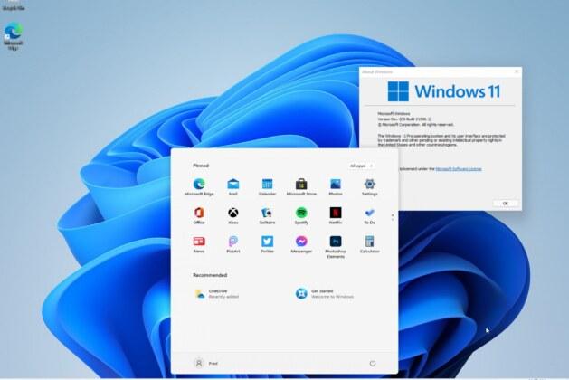 Microsoft's Windows 11 Event