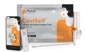Mylab CoviSelf COVID-19 Rapid Antigen Self Test Kit