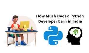 How Much Does a Python Developer Earn in India